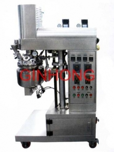 China RS Lab Vacuum Emulsifying Mixer on sale