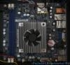 China CIIBAT 1080p capable Mini ITX Nvidia ION motherboard + ATOM 330 CPU on sale