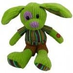 China Flapping ears and rocking with movment singing rabbits on sale
