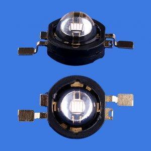 China Cost-effective UV LED 1-2W Imitation lumens UV LED on sale