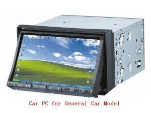 China Car pc for General Car Model - bluetooth/GPS/Wifi/ GPRS on sale
