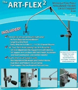 China Art-Flex2 Universal Two-Piece Articulated Flexible Support Arm on sale