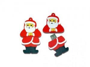 China Santa USB Flash Drive Gift on sale