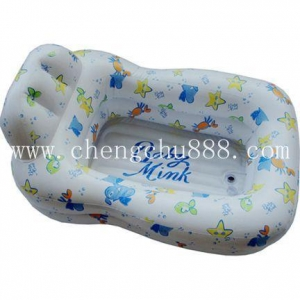 China Inflatable Pool & Bathtub Inflatable Baby Bathtub on sale