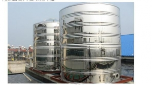 China Workmanship of Mingxing corrosion resistance stainless steel water tank on sale