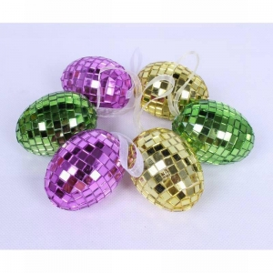 China Disco ball 10cm Easter mirror m on sale