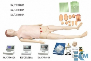 China CPR training manikin Auto Nursing and CPR manikin on sale