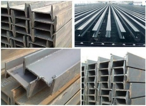 Quality Raw Materials Metric I Beam HEB 160 S355J2 for sale