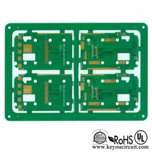 China multi-layered PCB 4 Layer PCB for Bluetooth Audio on sale