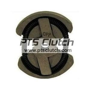 China Husqvarna 136 chainsaw clutch shoe, clutch assembly on sale