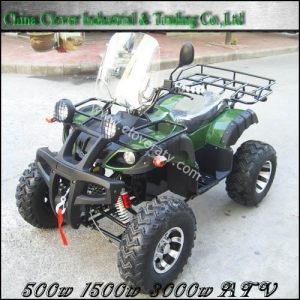 China Camo Green Battery 1500W 48V Off Road ATV for Farm Work on sale