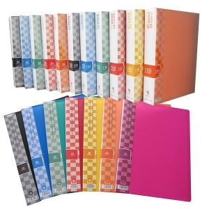 China Display Book Display Book W/Spine Pocket on sale