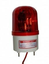 China 12VDC Rotary warning lamp with siren LTE-1101K 12V on sale