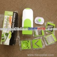 AS SEEN ON TV Green Food Chopper Nicer Dicer As Seen On TV