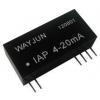 China Analog I/O Modules SIP12 4-20mA to 4-20mA Passive Signal Isolated Converter for sale