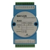 China Analog I/O Modules 8-CH Isolated Switch Signal to RS485/232 Converter for sale