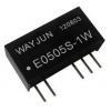 China Analog I/O Modules Fixed input,Unregulated Dual output,3000V isolated E series for sale
