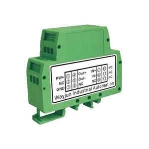 China Analog I/O Modules Passive 4-20mA signal isolation Conditioner on sale