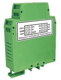 Quality Analog I/O Modules RTD IN / mA & V OUT Signal Isolators(two in two out) for sale