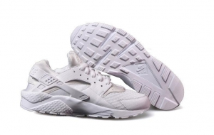 China Wallace Nike Nike Air Huarache White Pure Platinum Yardage Not 318429 Shoes 111 on sale