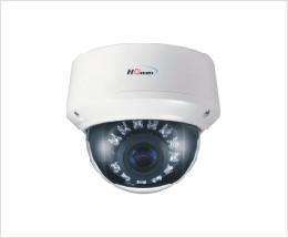 China Hero-N82JC5D20-1M Series 1MP IK10 vandal proof IP dome camera on sale
