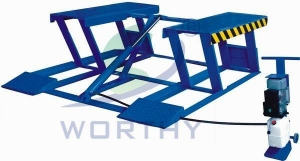 China W-2.8T Portable Car Lift on sale