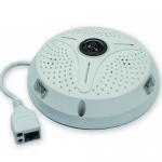 5.0MP 360 degree panoramic fisheye IP cameras ModelW-S500 MORE