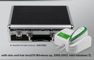 China Skin&Hair scope/ Skin &hair analysis system on sale