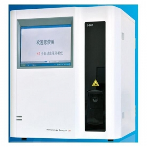 China Newest 5 Part Diff 30Parameters Auto Blood Analyzer on sale