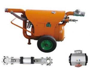 China QYF Series mining pneumatic desilting sewage pump on sale