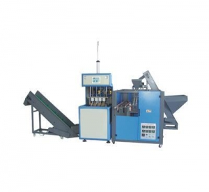China TRBM6104N Semi-automatic stretch blow molding machine on sale