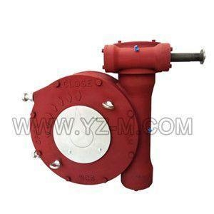 China MY-4S worm gear+worm gear actuator on sale
