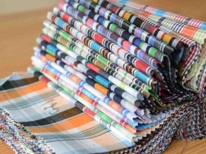 China Yarn Dyed Check Fabric on sale