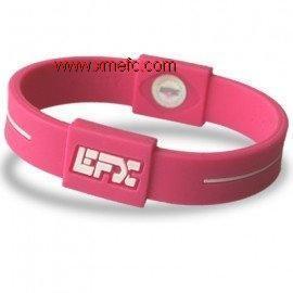 China EFC-SB131EFX Silicone Power Balance Bracelet on sale