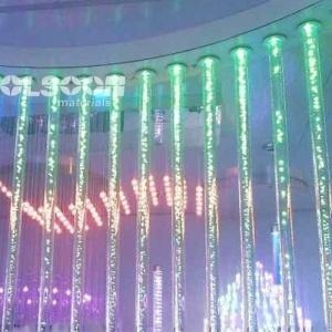 China Bubble Acrylic Rod Led Lighting on sale