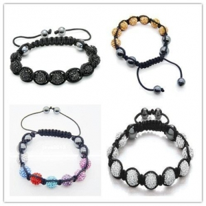 China Paracord Shamballa Paracord Bracelet on sale