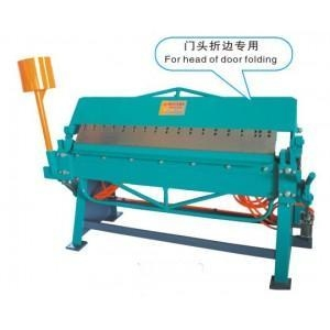 China Sheet&Metal ventilating Air Operated Folder on sale