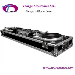 China Turntables Coffin - 2pcs Turntables / 19inch Mixer DJ Coffin on sale