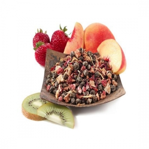 China GreenTea Peachberry Jasmine Sutra Green Tea on sale