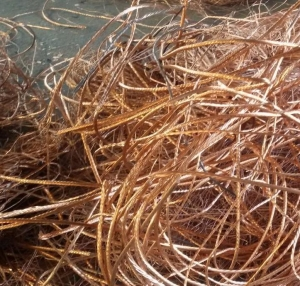 China metal copper wire scrap copper wire scrap on sale