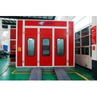 China Car spray booth Diesel burner spray booth TG-60A on sale
