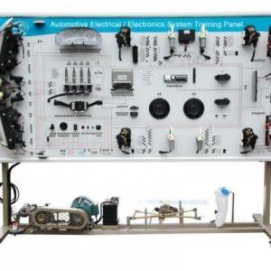 China Auto Training Bench I22 Automotive Electrical / Electronics System Training Panel on sale