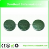 China CR Series Li/MnO2 Button Cell for sale