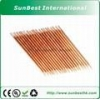 China 20 PCS Red Copper Electrode (3mm* 80mm Length) For Spot Welder Machine for sale