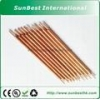 China 10 PCS Red Copper Electrode (3mm* 80mm Length) For Battery Spot Welder for sale