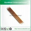 China 4 PCS Red Copper Electrode (6mm* 150mm Length) For Battery Spot Welder for sale