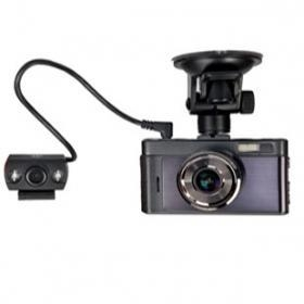 China Free shipping Car camera video recorder dual lens on sale