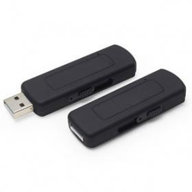 China Free Shipping 8GB USB Disk Voice Activated Audio Recorder(UR18B) on sale