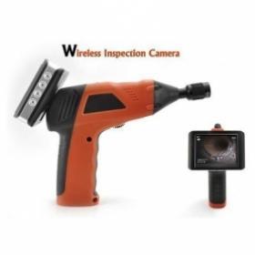 China Free Ship Snake Wireless Inspection Camera + Color Monitor DVR on sale