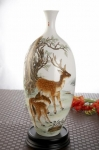 Auspicious ferro bottle series